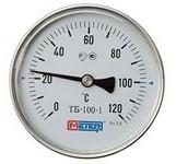 Термометр биметаллический ТБ-063